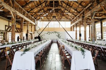 9 Popular Wedding Reception Seating Arrangements