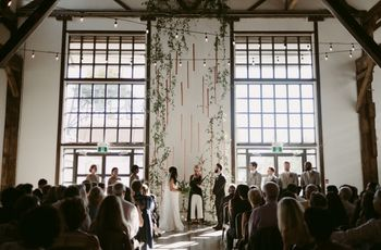 7 Industrial Chic Wedding Venues in Vancouver