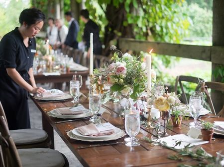 How to Find a Wedding Caterer