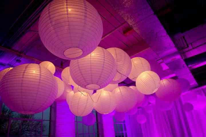 Toronto Paper Lanterns