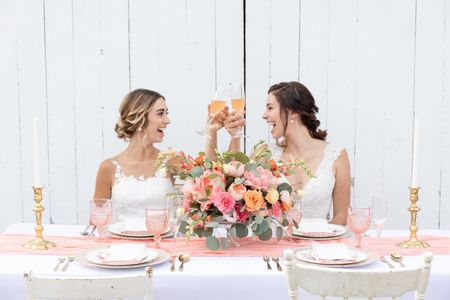 7 Benefits of Having a Brunch Wedding