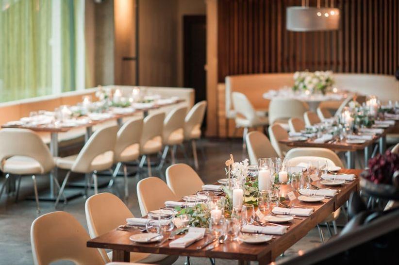 Toronto Restaurant Wedding Venue - Mildred's Temple Kitchen