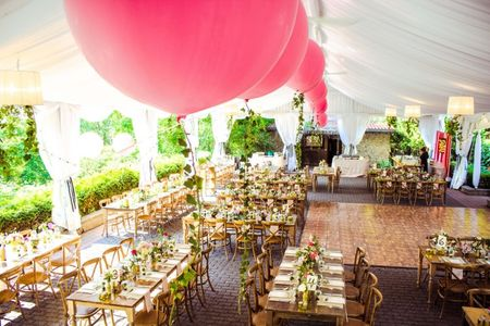 6 Creative Ways to Use Balloons at Your Wedding