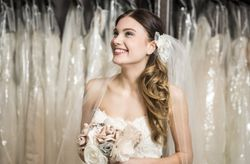 25 Thoughts Every Bride-to-Be Has While Shopping for Her Wedding Dress
