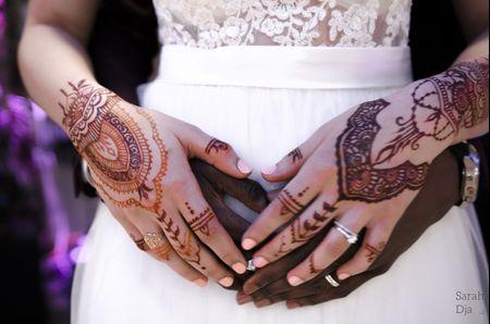31 Stunning Mehndi Designs on Real Brides