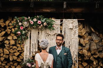 8 Dreamy Macrame Wedding Decor Ideas for Your Boho Big Day