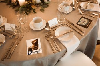 How to Give Back with Charitable Wedding Favours