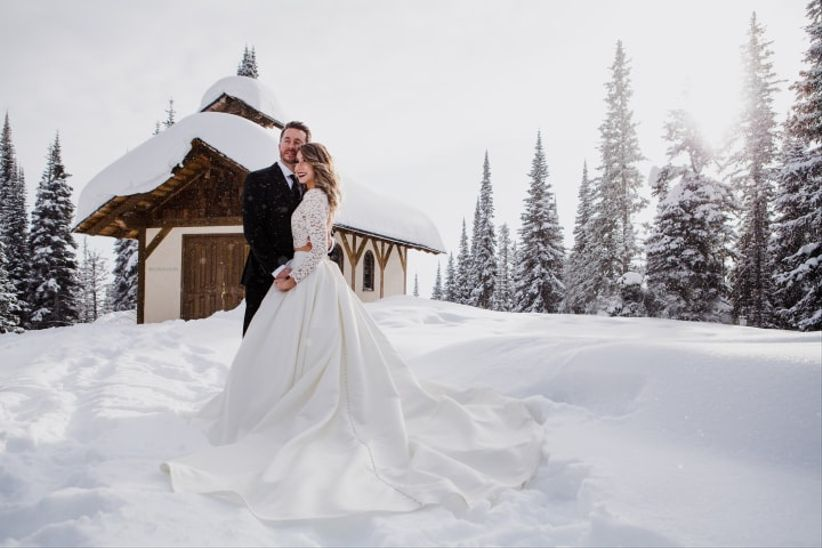 Winter Wedding Dress.5 Tips For Choosing A Winter Wedding Dress