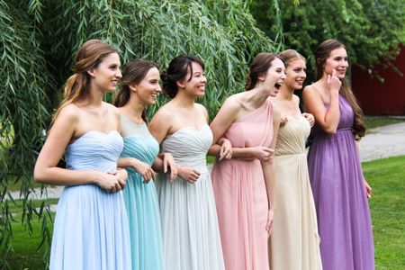 How to Handle Being a Bridesmaid in Multiple Weddings