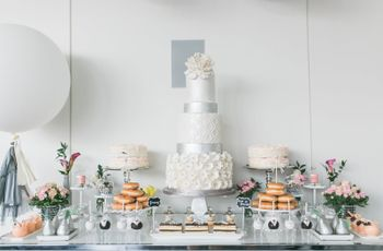 5 Tips for Putting Together Your Wedding Dessert Display