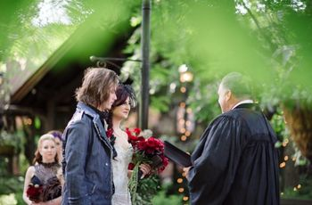 How to Find a Ceremony Officiant