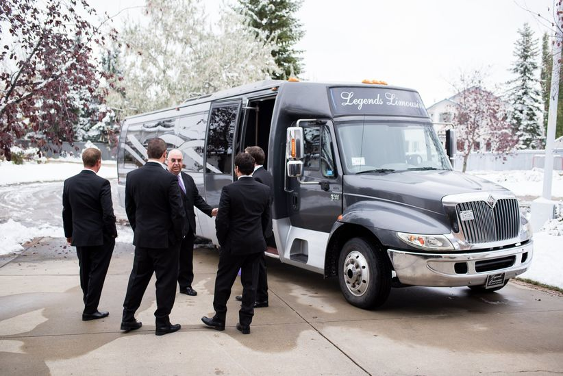 Champagne Limousines