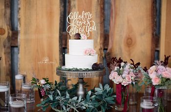 Where to Get Wedding Cakes in Kelowna