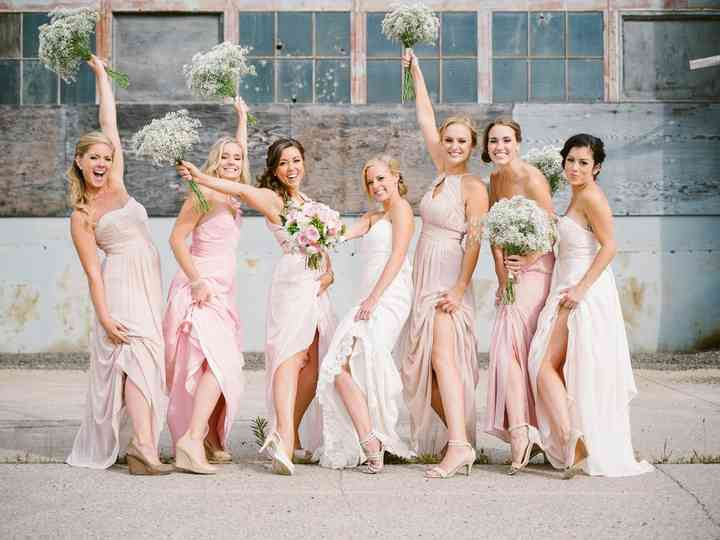 Bridesmaid Dress You Don't Like