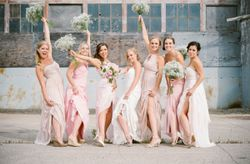 8 Ways to Rock a Bridesmaid Dress You Don't Like