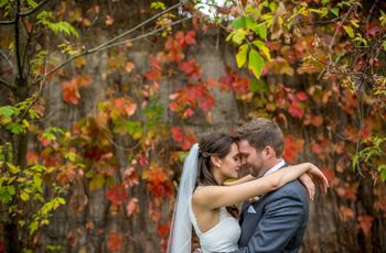 32 Awesome Fall Wedding Ideas
