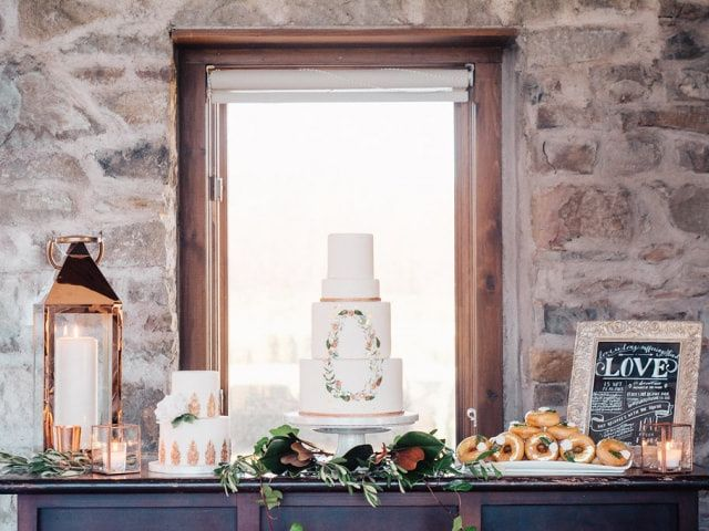 Where to Get a Wedding Cake in Hamilton