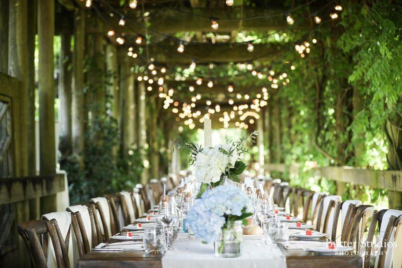 UBC Botanical Garden - Vancouver garden wedding venue