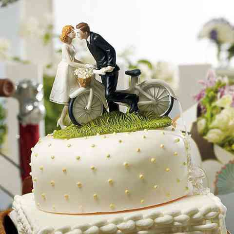 Piece of Cake Wedding Decor