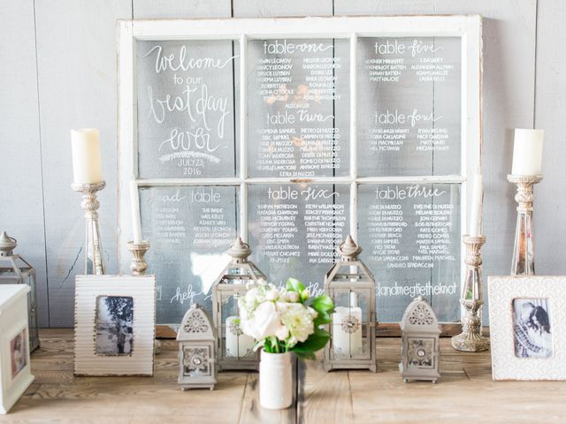20 Unique Wedding Seating Chart Ideas