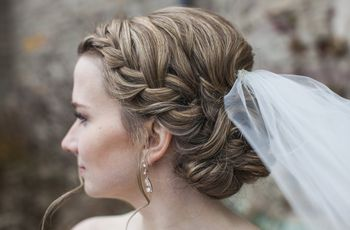 15 Braided Hairstyles to Steal for Your Wedding Day