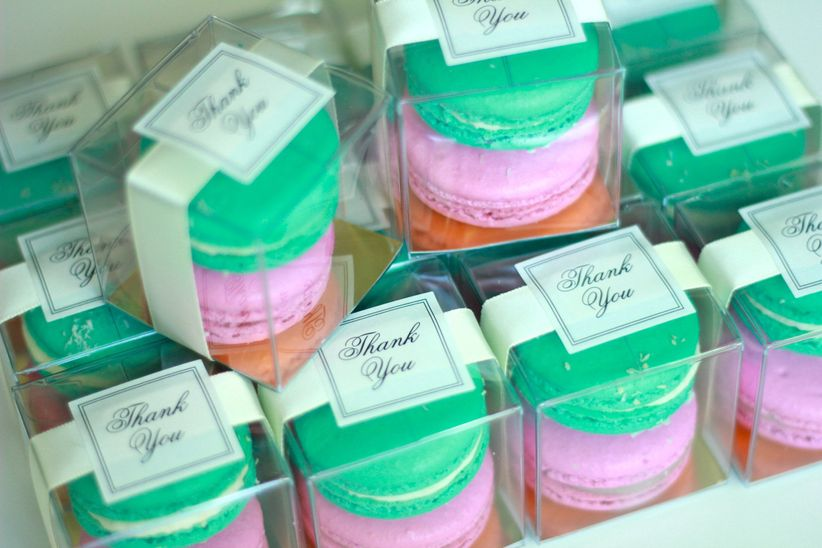 10 Foodie Wedding Favours Your Guests Will Love