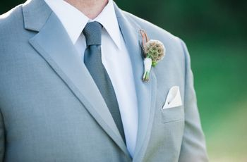 7 Boutonnière Ideas for Every Style