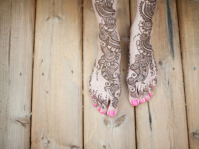 30 Stunning Mehndi Designs on Real Brides