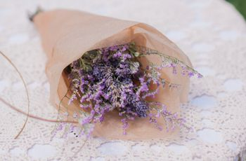 6 Herbs to Add to Your Wedding Bouquet