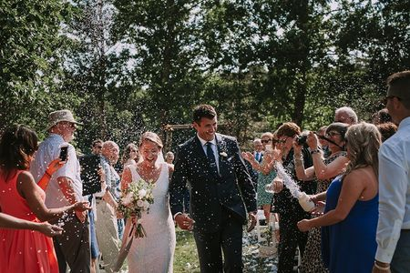 8 Things Guests Should Never Wear to a Wedding