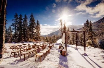 What to Look For in a Winter Wedding Venue