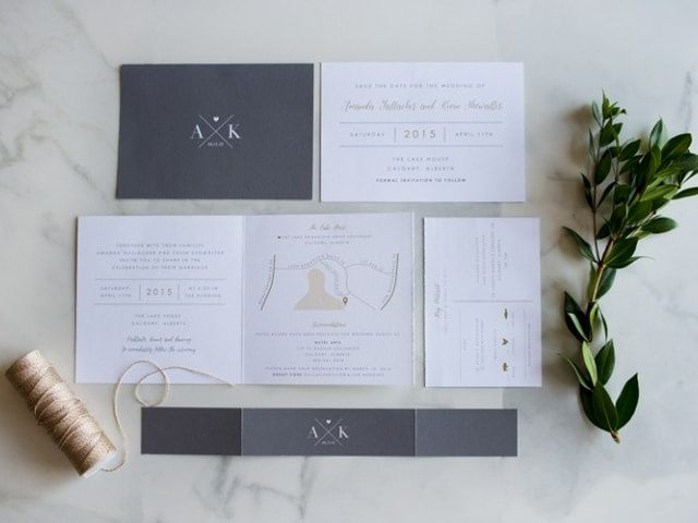 Choosing Your Wedding Invitations