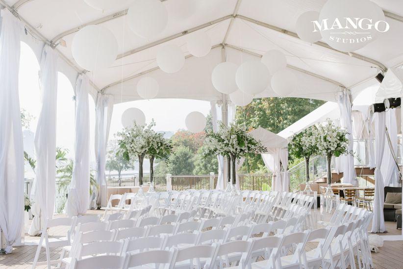 Toronto waterfront wedding venues - Palais Royale
