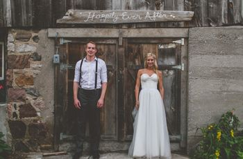 Things We Love About Barn Wedding Venues