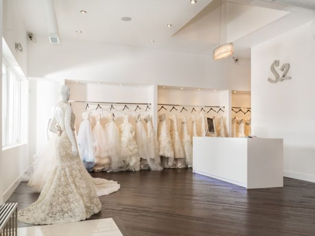 10 Essential Bridal Shops in Calgary