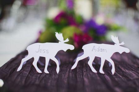 8 Creative Wedding Place Card Ideas