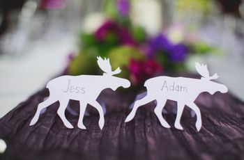 12 Creative Place Card Ideas for Weddings