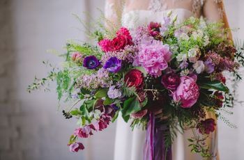 How to Make Your Wedding Bouquet More Meaningful