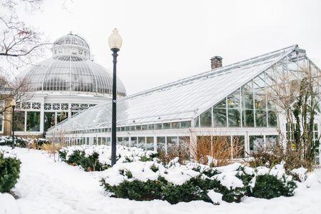 5 Ontario Greenhouse Wedding Venues