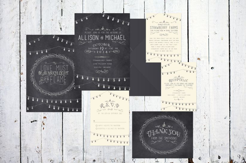 What Needs To Be Included In A Wedding Invitation: Which Wedding Invitation Inserts Do You Need?