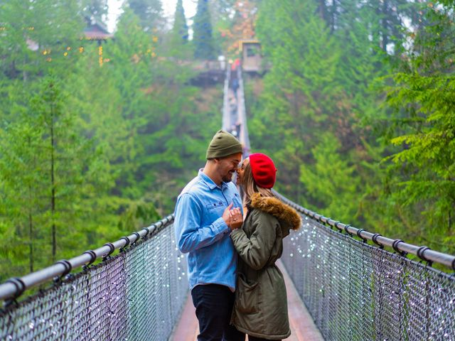 The Best Engagement Photo Locations in Vancouver