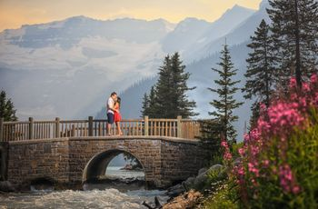 The Most Romantic Places to Propose in Banff and Lake Louise