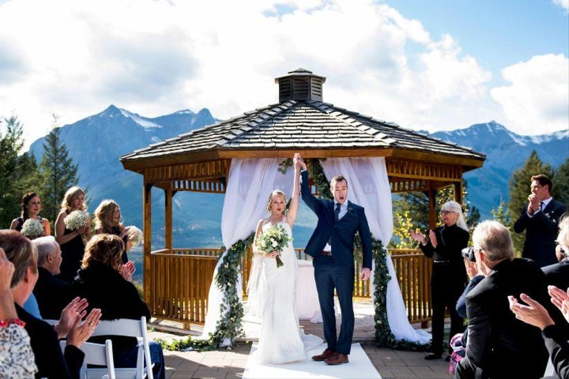 The Top 22 Mountain Wedding Venues in Alberta