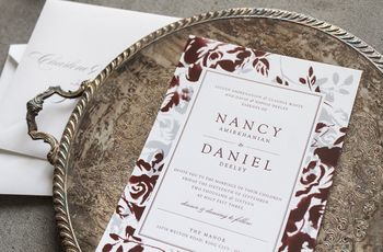 Everything You MUST Include on a Wedding Invitation