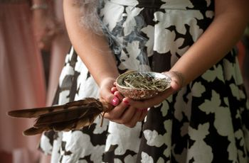 What is a Sage Smudging Ceremony?