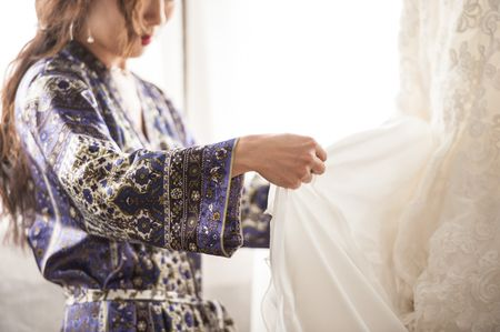 What to Do if You Have Doubts About Your Wedding Dress