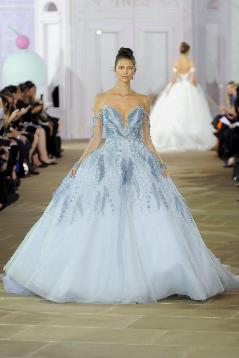 2017 Wedding Dresses: Ines Di Santo Runway Show