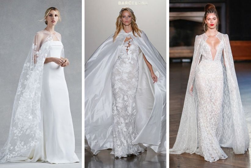 Wedding Dress Trends For Fall 2017 : Top wedding dress trends for you need to know about