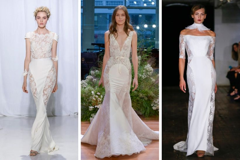 Bridal Dresses Trends 2017 In : Top wedding dress trends for you need to know about
