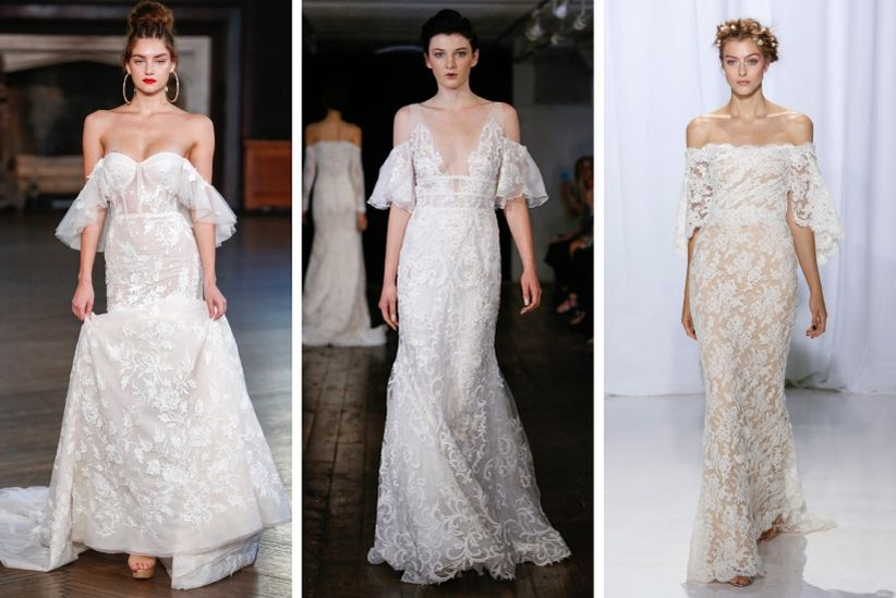 Top 12 wedding dress trends for 2017 you need to know about for Current wedding dress trends
